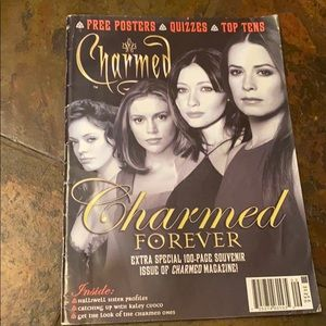 Charmed Forever Collectors Magazine